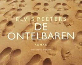 cover boek Elvis peeters