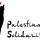 Palestina Solidariteit