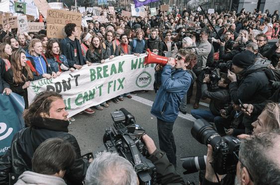 Klimaatbeweging: is het allemaal voor niks geweest?