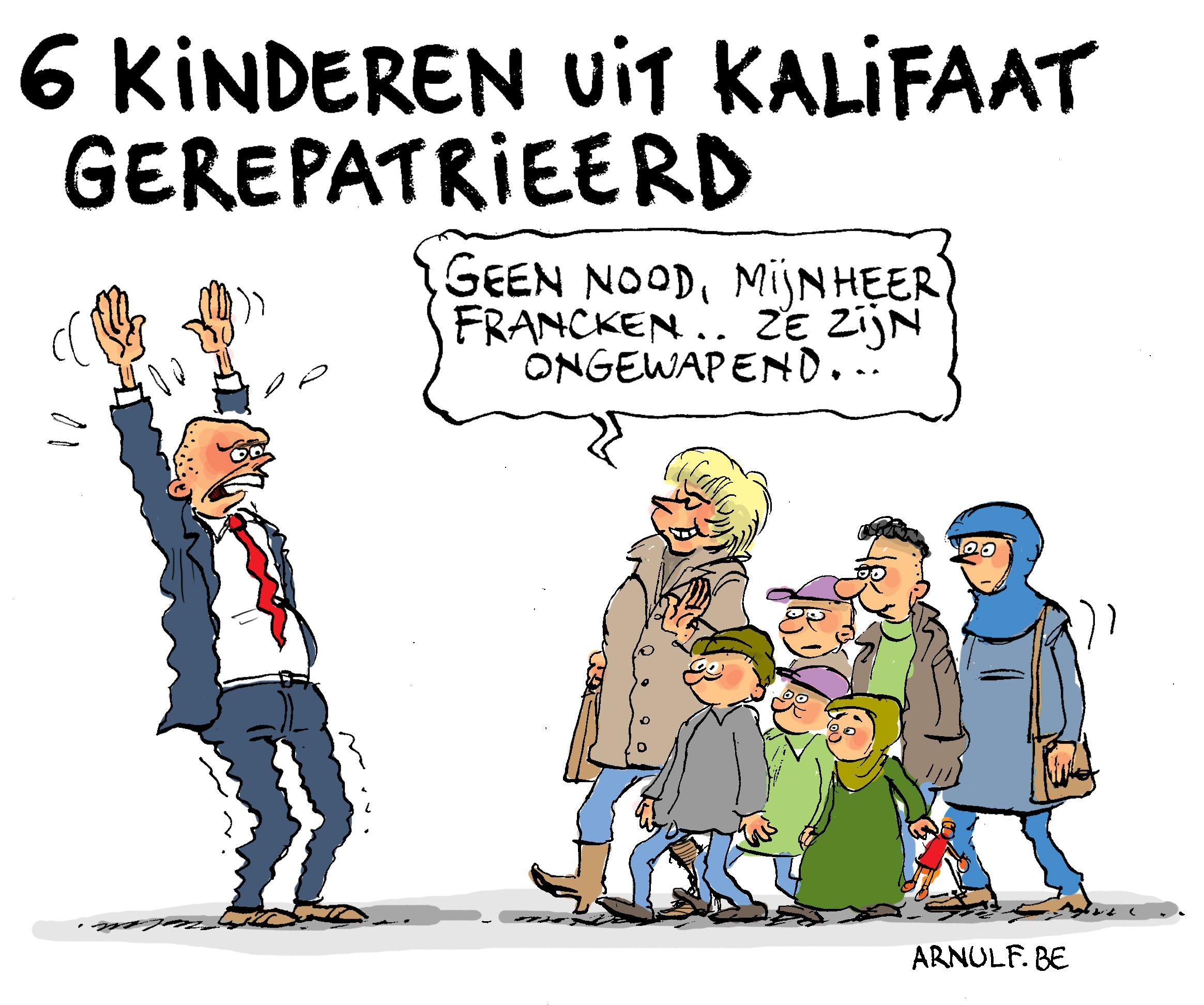 Kinderen van het kalifaat