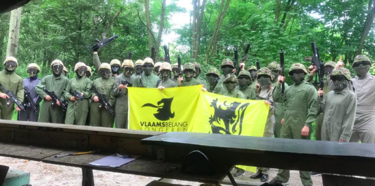 Vlaams Belang youth branch