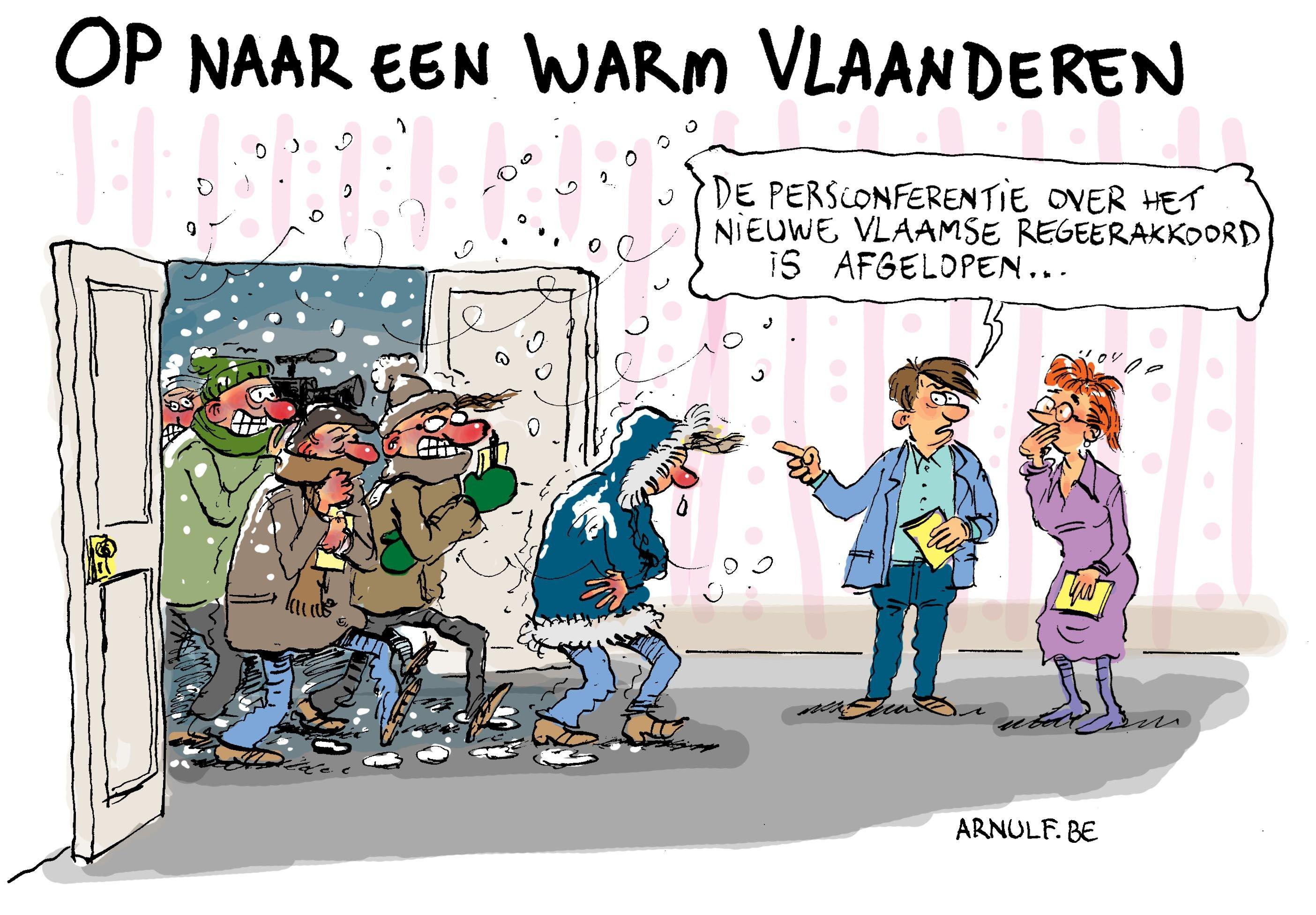 Een warm Vlaanderen