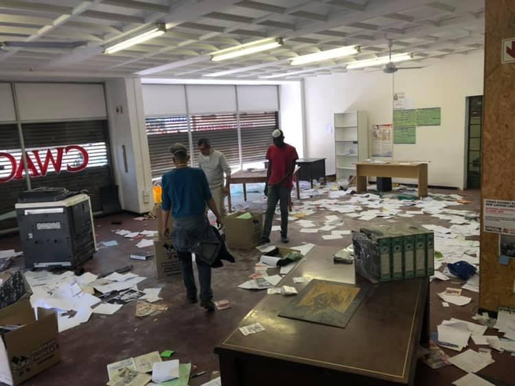 Golf van xenofoob geweld in Zuid-Afrika
