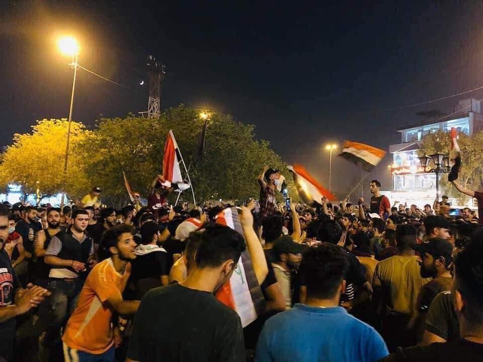 Wordt Irak het strijdtoneel van een oorlog tussen de Verenigde Staten en Iran?