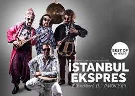 Stéphane Galland & (The Mystery of) KEM feat. Levent Yıldırım + BaBa ZuLa    Istanbul Ekspres 2019 10e editie