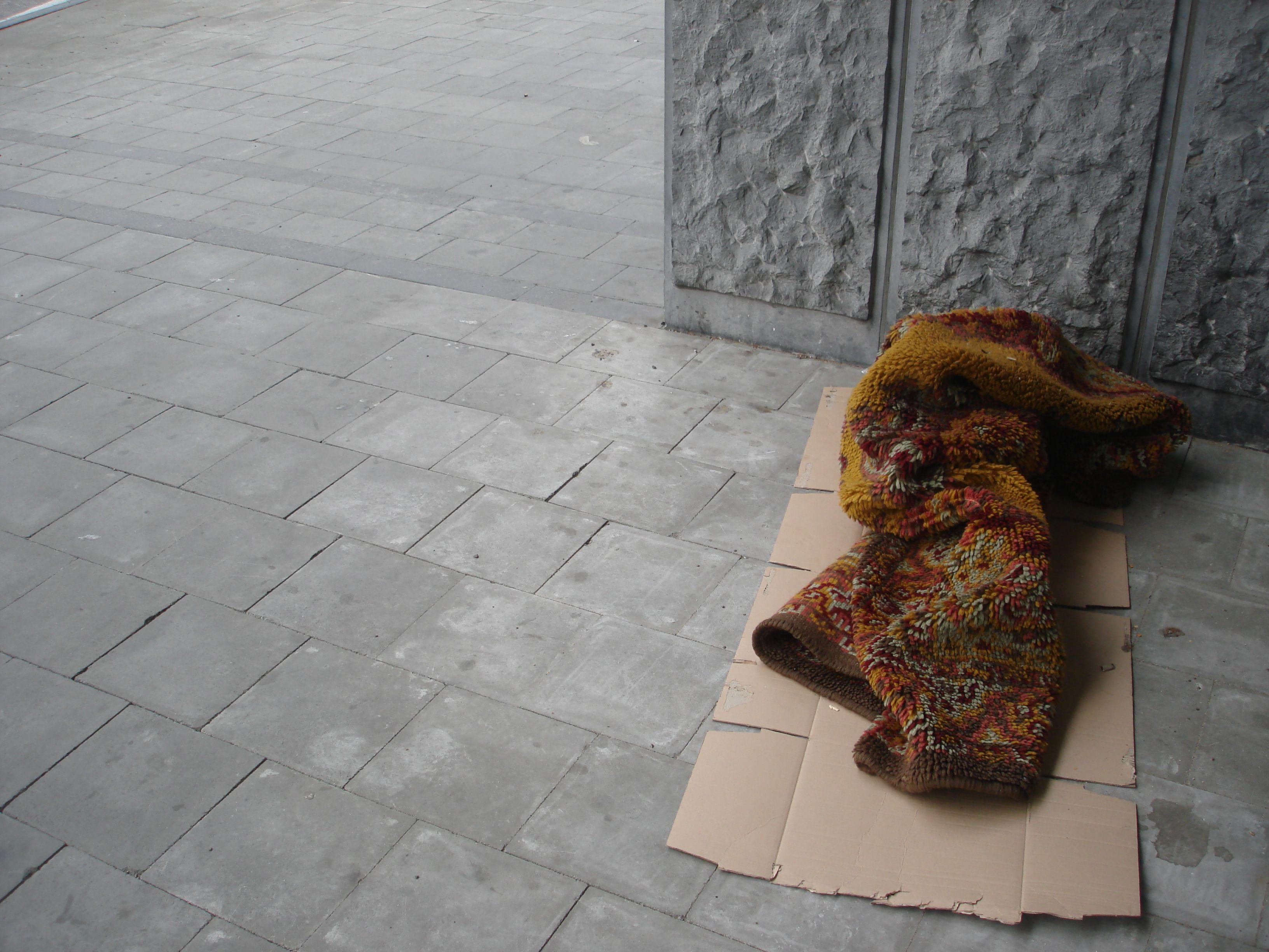Dakloosheid onder jongeren in België: Woelige levensloop, troebele toekomstvisie