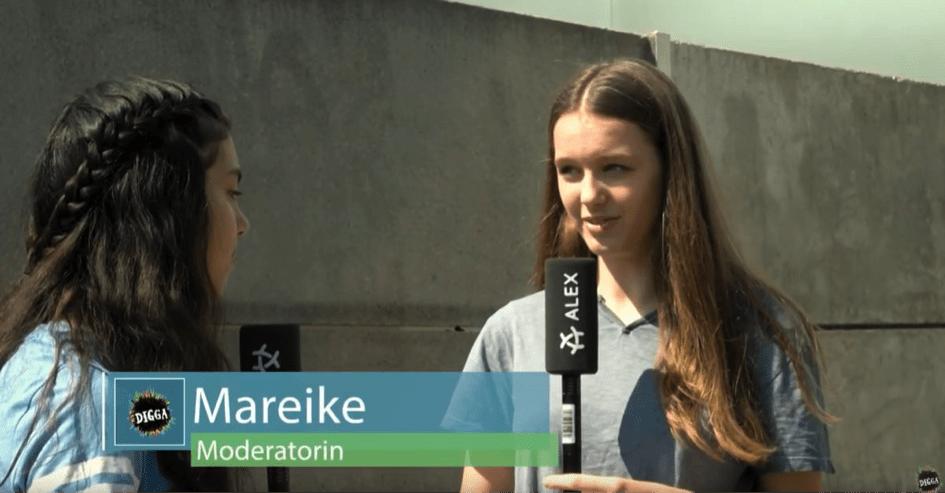 """""""Nieuws gemaakt door burgers is hyperrelevant"""": Berlijnse tieners maken eigen nieuws"""