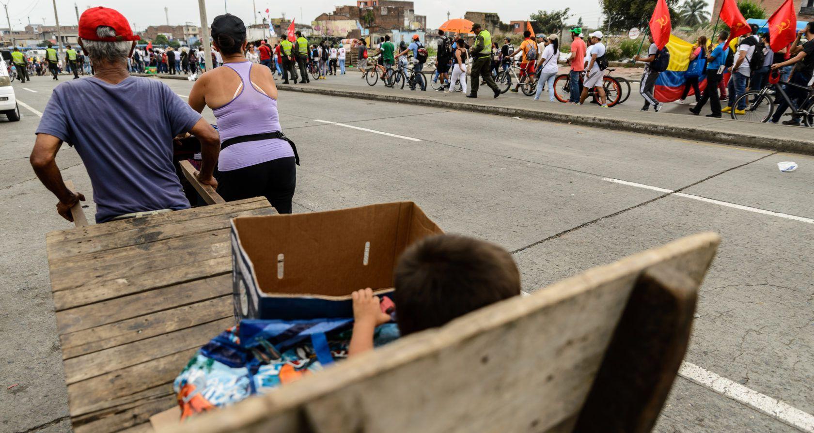 Analyse: Kunnen Colombianen overleven in een paradijs?