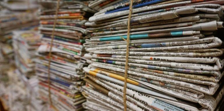 Afbeeldingsresultaat voor fotos krantentitels