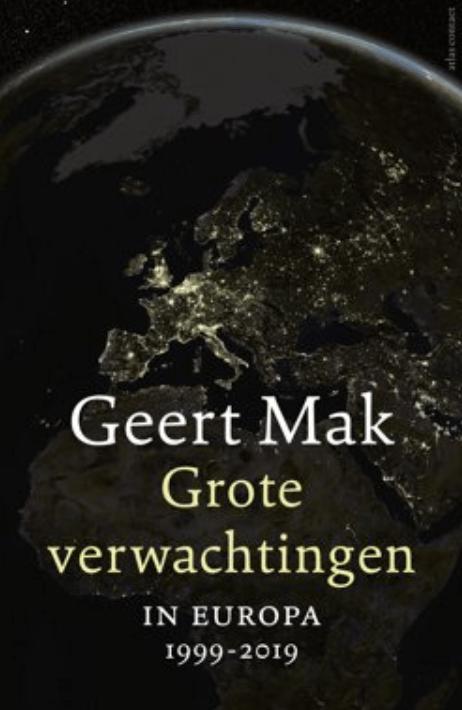 Boekcover van 'Grote verwachtingen' door Geert Mak