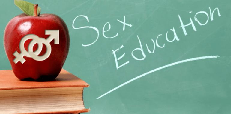 Seksuele voorlichting.