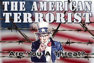 Untermenschen bestempelen als terroristen om ze ongestraaft uit te moorden