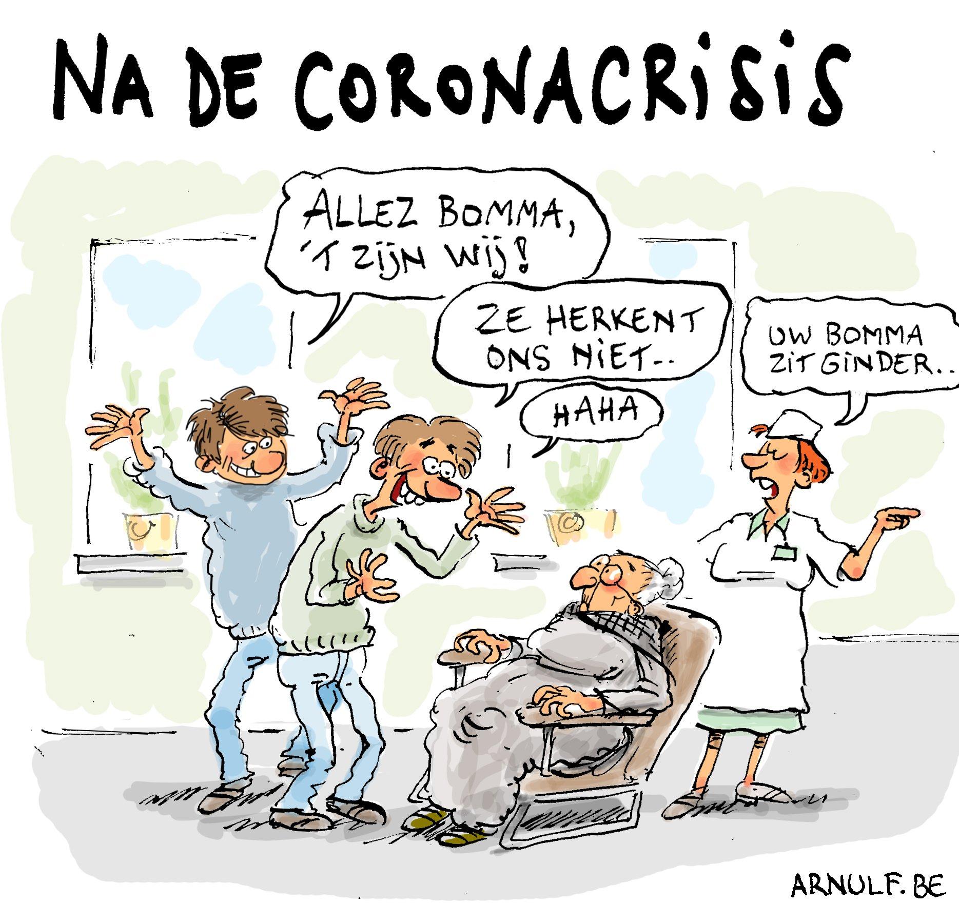 Na de coronacrisis