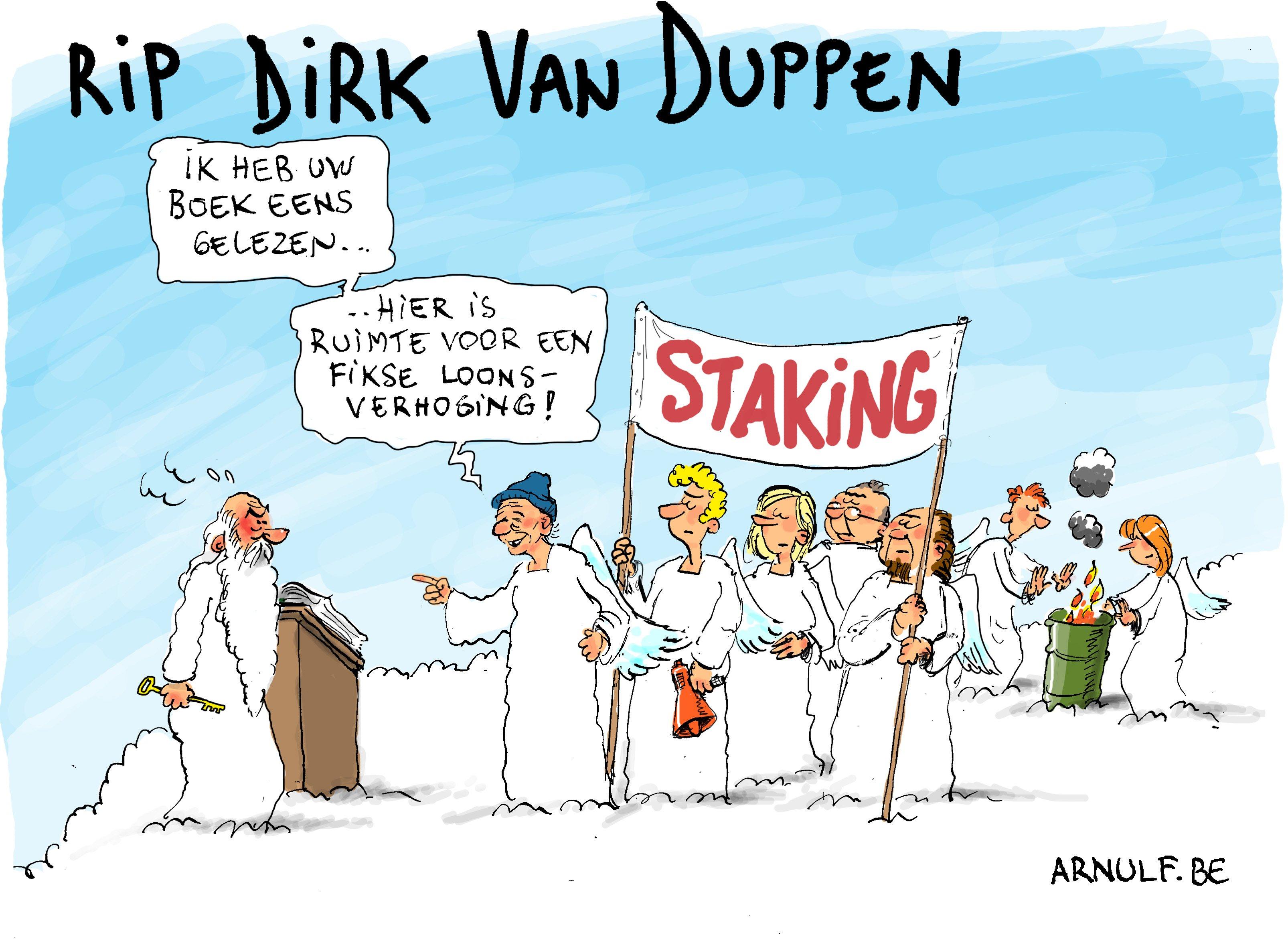 RIP Dirk Van Duppen