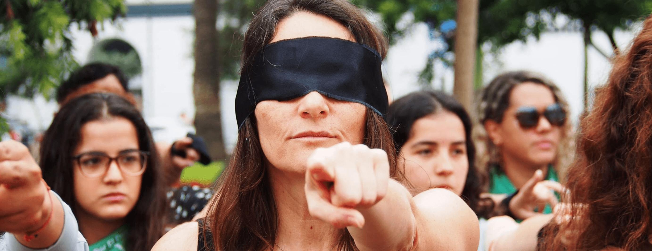 Vrouwen komen op voor hun rechten in Zuid-Amerika
