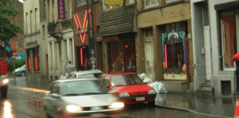 Aarschotstraat in Brussel.
