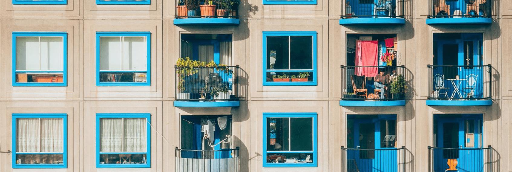 Appartementencomplex.