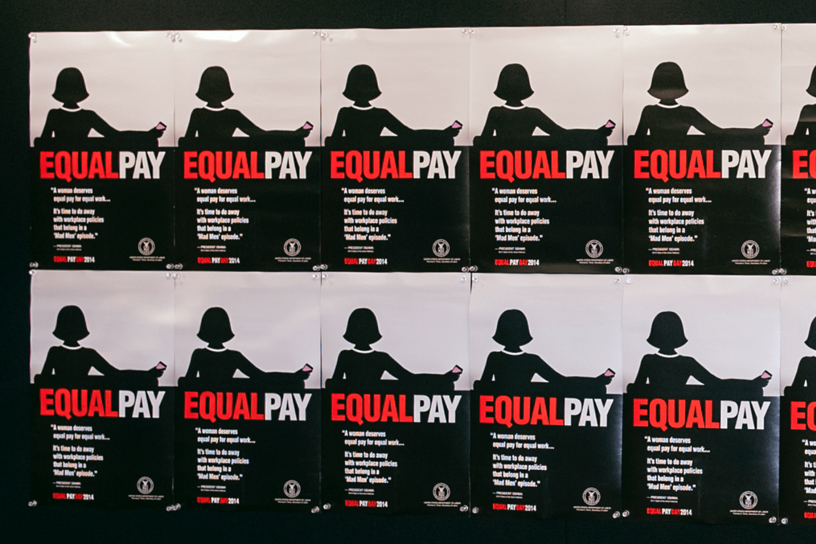 Equal Pay Day.