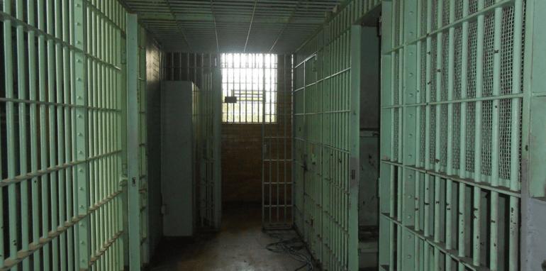 Gevangenis.