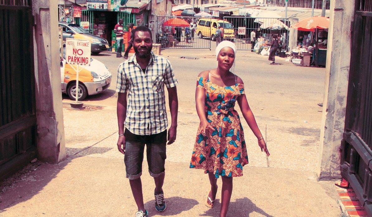 Fanti Reggae uit Ghana