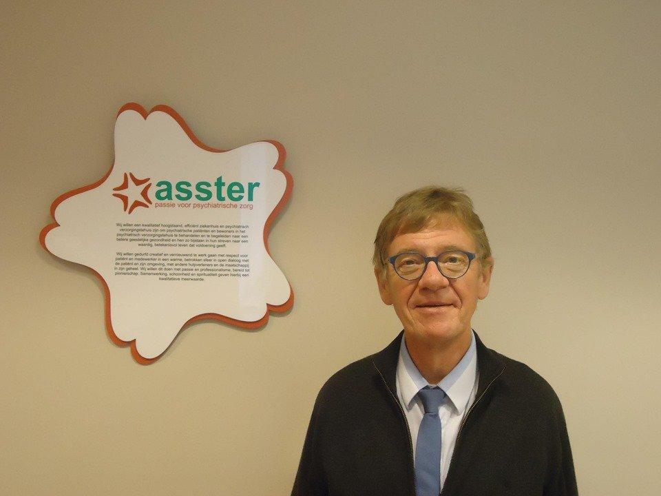 Jaak Poncelet, Algemeen Directeur van Asster.