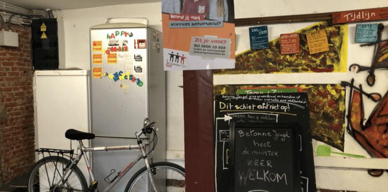Betonne Jeugd bereikt zo'n 200 jongeren in Antwerpen.