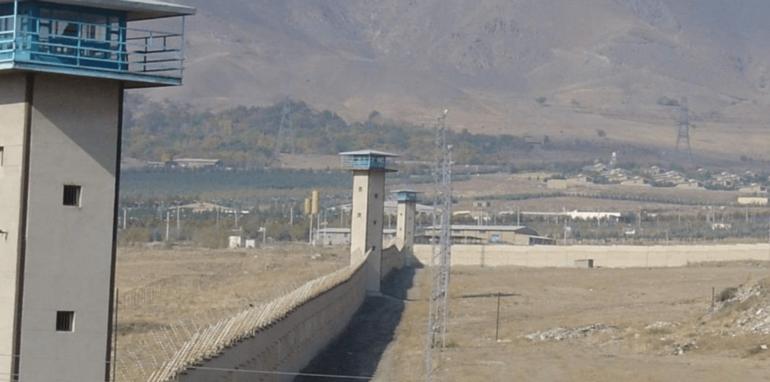 Gevangenis in Iran.