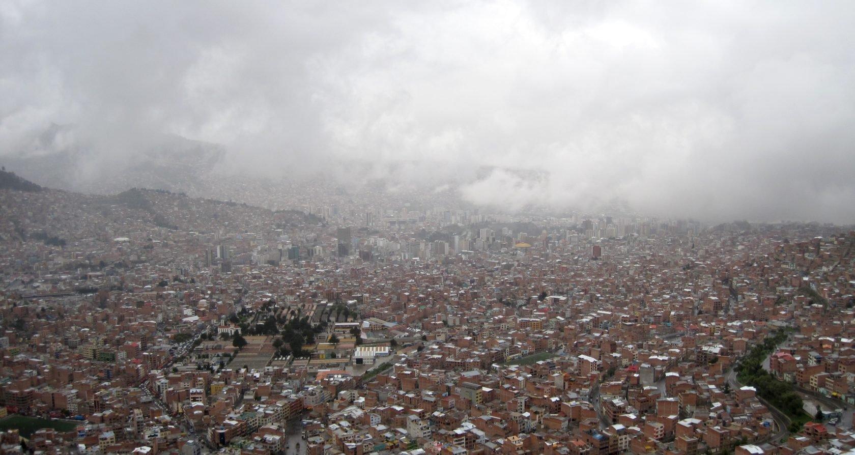 Corona zet voet aan wal in Bolivia
