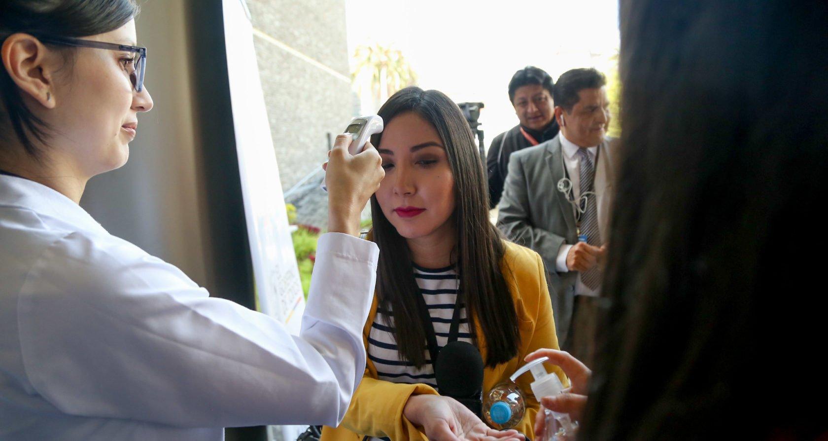 Ecuador zwaar getroffen door corona