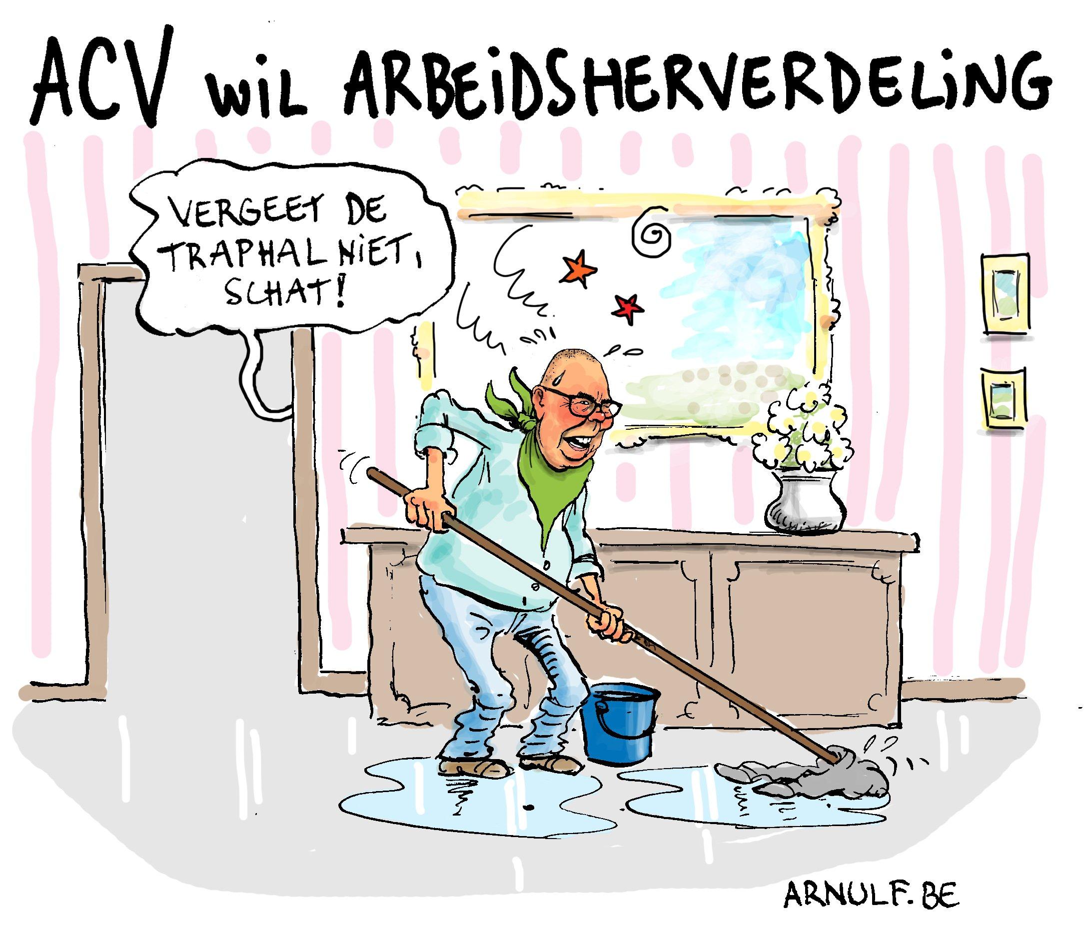 ACV wil arbeidsherverdeling