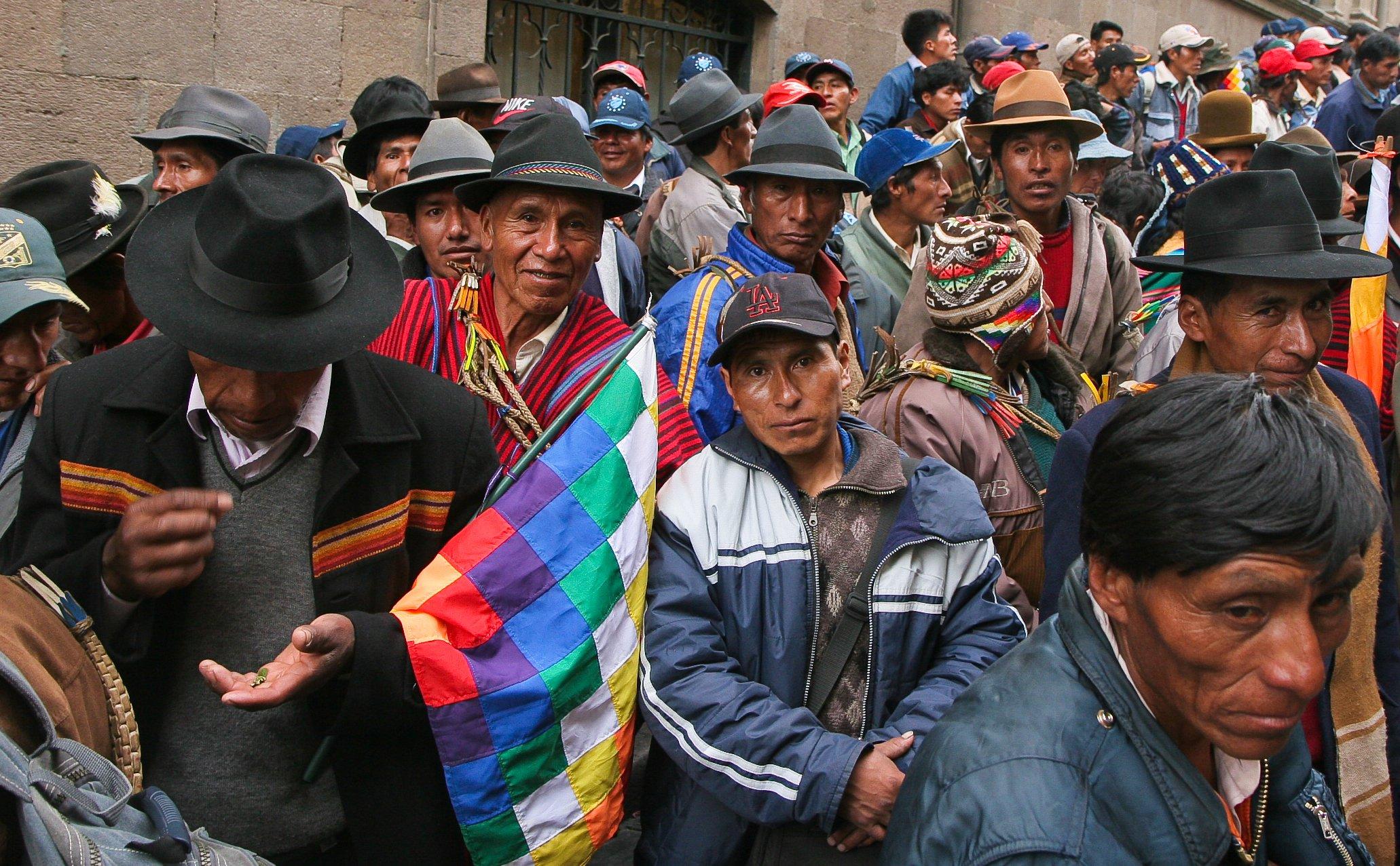 Racisme in Bolivia: apartheidsregime van voor 2000 is terug, maar dan zonder toekomst