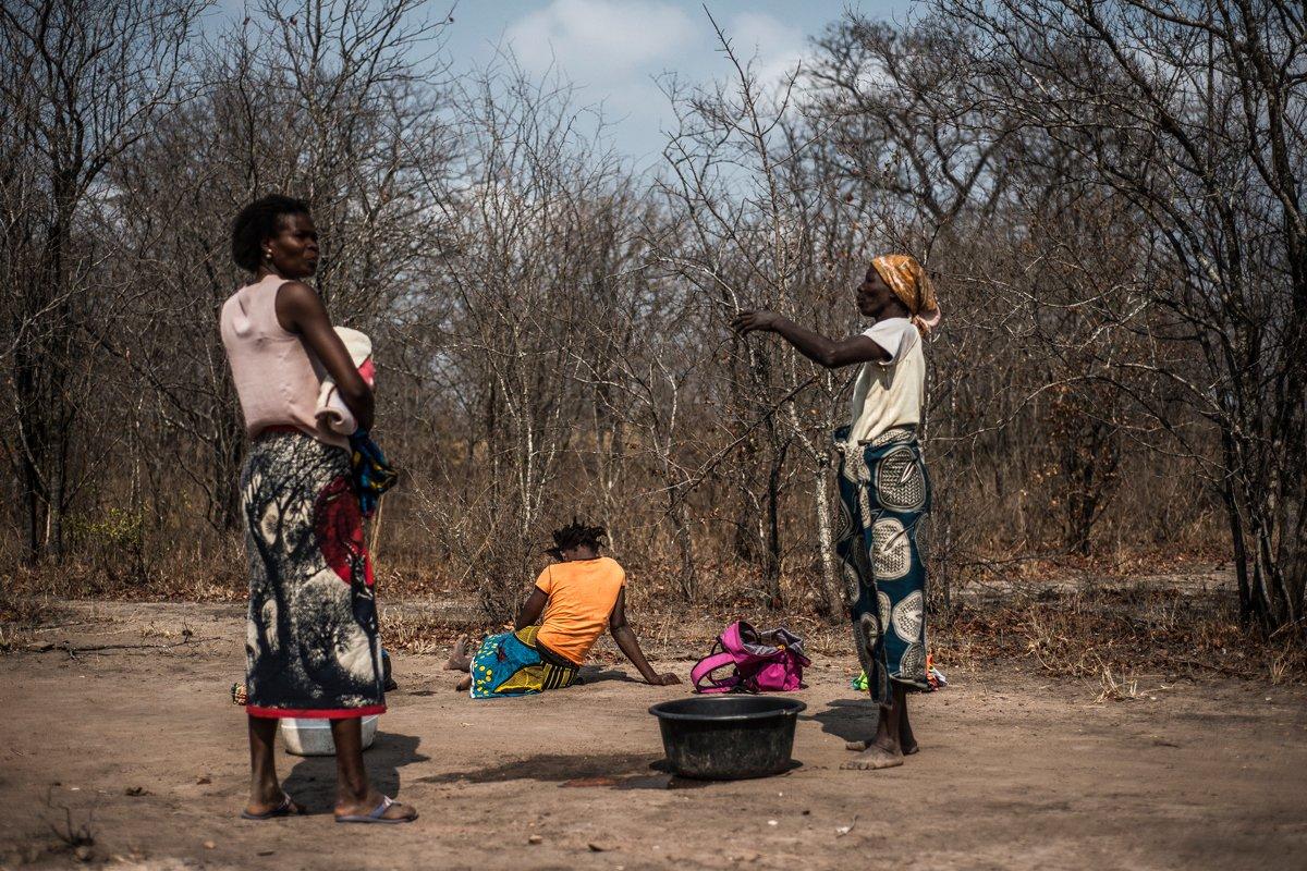 Corona in Mozambique: pijnpunten sociale bescherming plots overduidelijk bloot