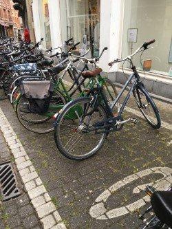 Leuven blijft fietsers en burgers bedriegen