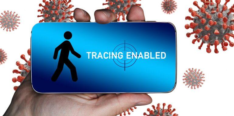 Tracing app
