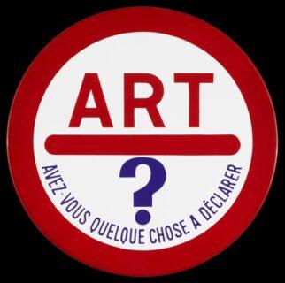 Art Avez-vous-quelque-chose-à-déclarer?