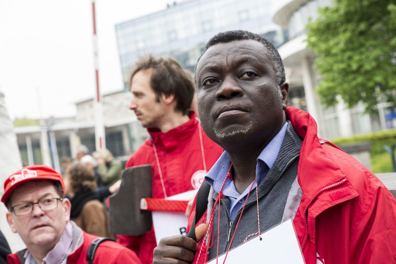 Afscheidsinterview met Kwaku Acheampong