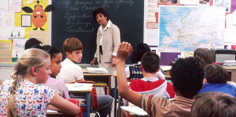 Children-in-a-classroom