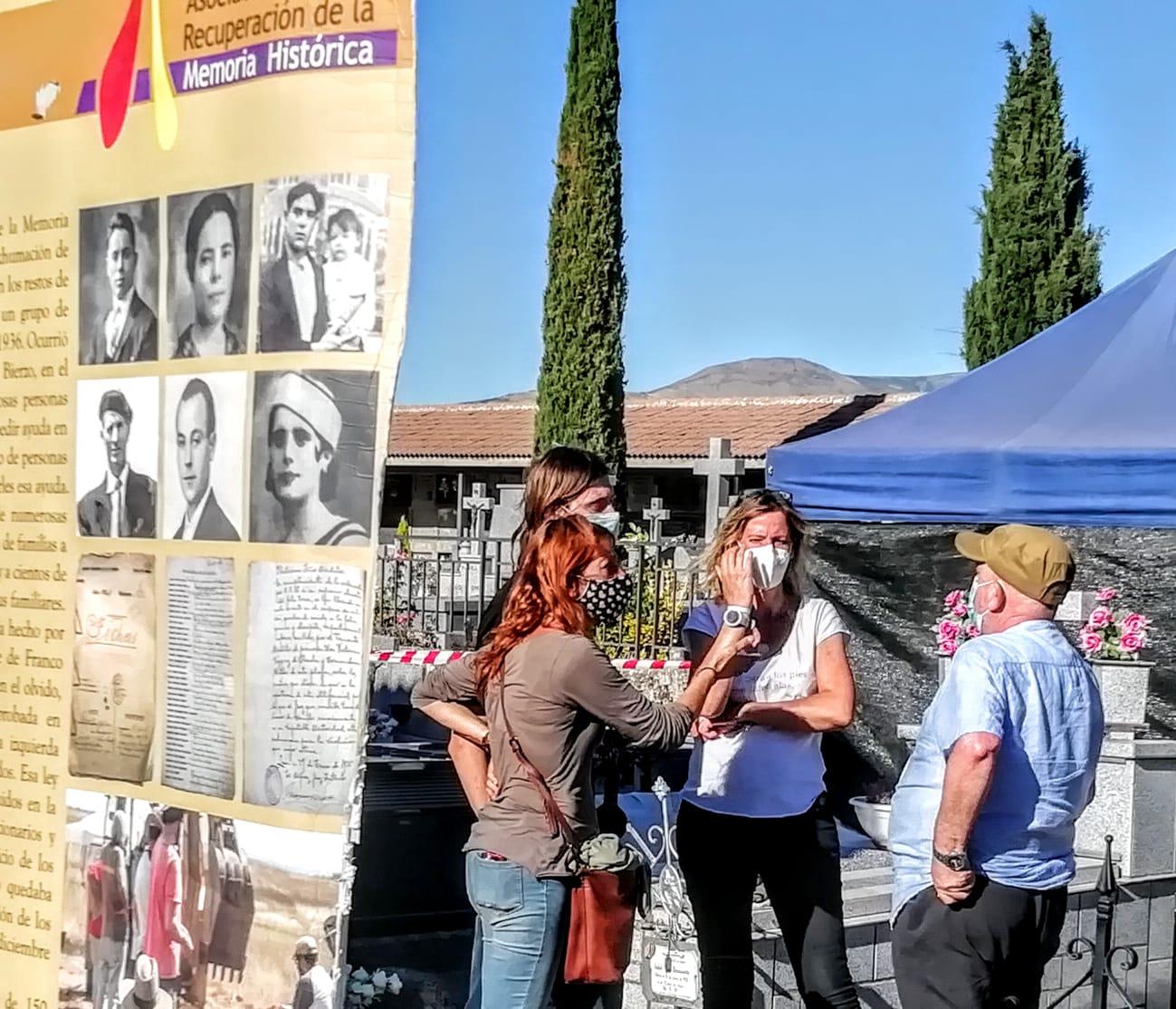 Asociación para la Recuperación de la Memoria Histórica.