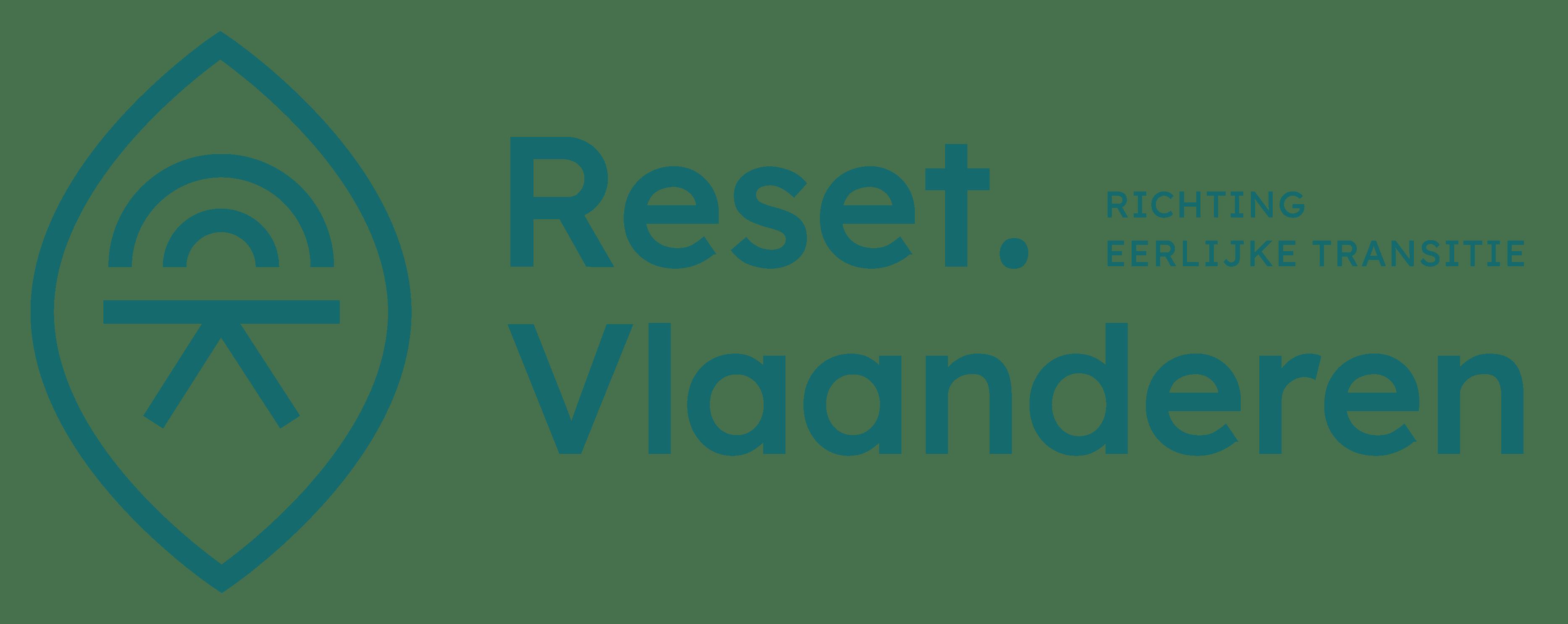 logo Reset.Vlaanderen