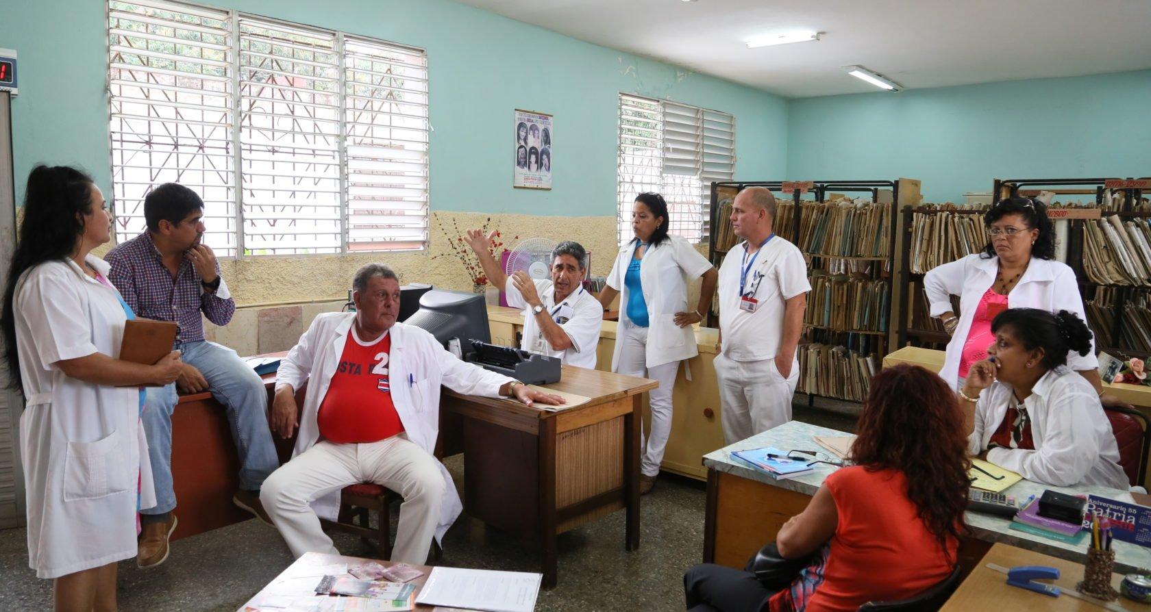 cuba gezondheidszorg