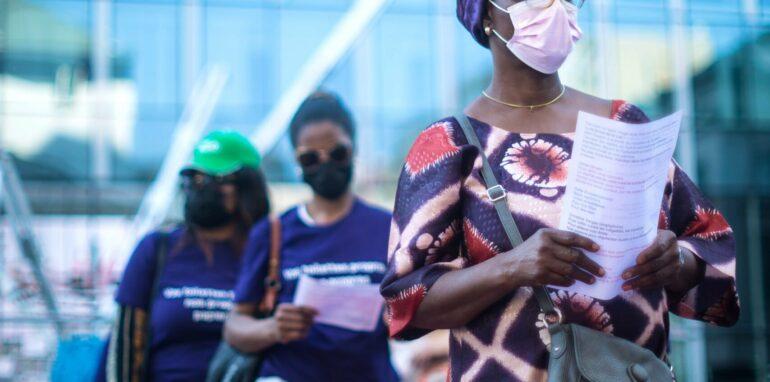 Activism / Demonstrators