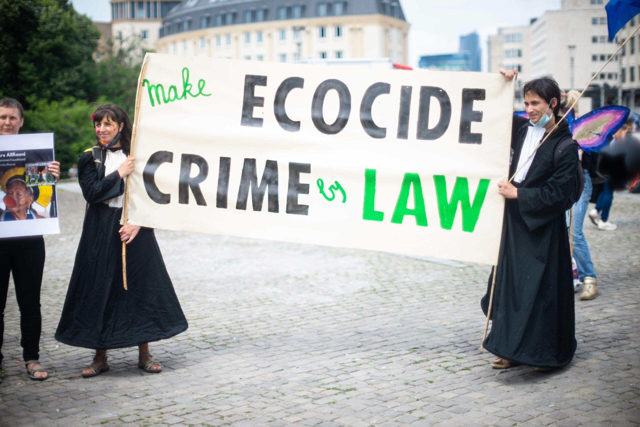 Ecocide Mars 27.06.2021