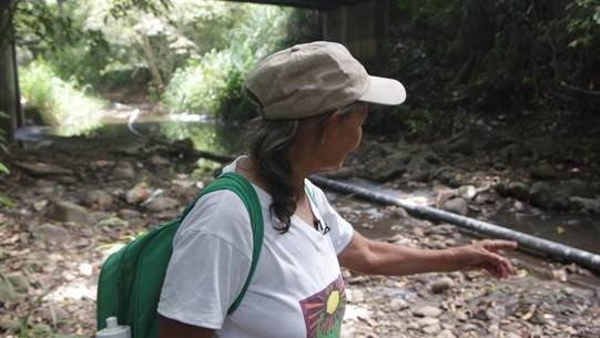 Deze videoreportage toont impact van vervuilde rivier op lokale bewoners in Salvador