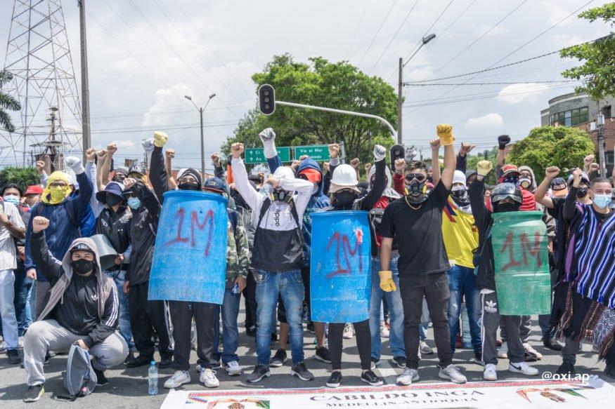 Mensenrechten in Colombia