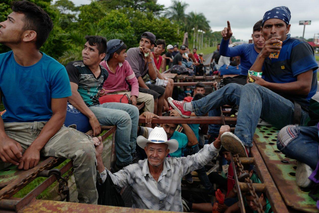 Nu ook klimaatvluchtelingen uit Centraal-Amerika?